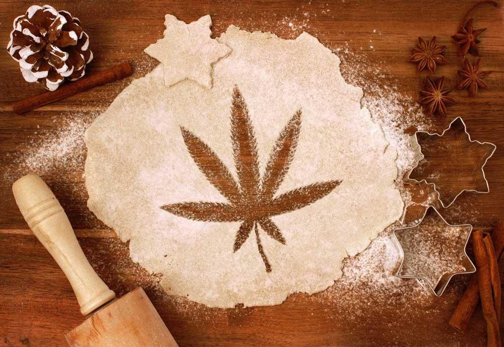 Cannabis Flour