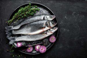 Cannabis Sea Bass Recipe