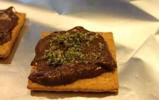 Marijuana Firecracker Edible