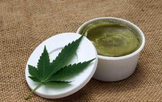 Cannabis Pain Cream