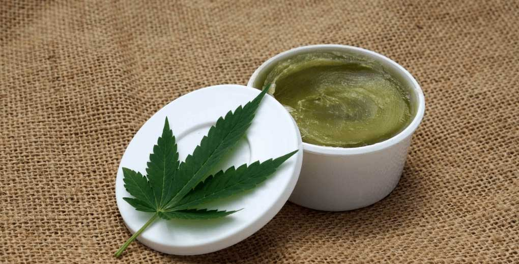 Cannabis Pain Cream