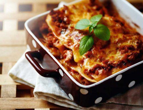 Weed Lasagna