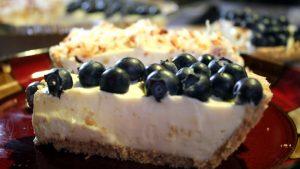 Cannabis Cheesecake