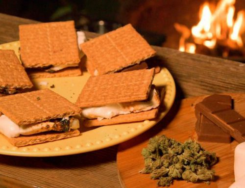 Weed Smores